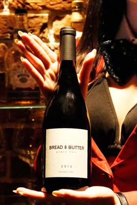 『ブレッド&バター ピノ・ノワール』